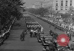 Image of Franklin D Roosevelt's funeral procession Washington DC USA, 1945, second 39 stock footage video 65675051765