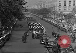Image of Franklin D Roosevelt's funeral procession Washington DC USA, 1945, second 40 stock footage video 65675051765