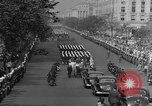 Image of Franklin D Roosevelt's funeral procession Washington DC USA, 1945, second 41 stock footage video 65675051765