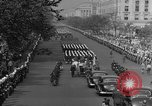 Image of Franklin D Roosevelt's funeral procession Washington DC USA, 1945, second 42 stock footage video 65675051765