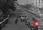 Image of Franklin D Roosevelt's funeral procession Washington DC USA, 1945, second 43 stock footage video 65675051765