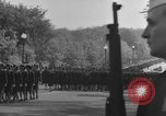 Image of Franklin D Roosevelt's funeral procession Washington DC USA, 1945, second 46 stock footage video 65675051765