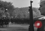 Image of Franklin D Roosevelt's funeral procession Washington DC USA, 1945, second 47 stock footage video 65675051765