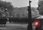 Image of Franklin D Roosevelt's funeral procession Washington DC USA, 1945, second 48 stock footage video 65675051765