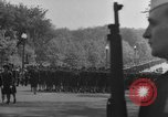 Image of Franklin D Roosevelt's funeral procession Washington DC USA, 1945, second 49 stock footage video 65675051765