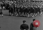 Image of Franklin D Roosevelt's funeral procession Washington DC USA, 1945, second 53 stock footage video 65675051765