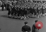 Image of Franklin D Roosevelt's funeral procession Washington DC USA, 1945, second 54 stock footage video 65675051765