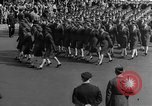 Image of Franklin D Roosevelt's funeral procession Washington DC USA, 1945, second 55 stock footage video 65675051765