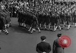 Image of Franklin D Roosevelt's funeral procession Washington DC USA, 1945, second 56 stock footage video 65675051765