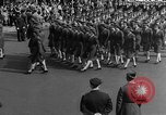 Image of Franklin D Roosevelt's funeral procession Washington DC USA, 1945, second 57 stock footage video 65675051765