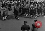 Image of Franklin D Roosevelt's funeral procession Washington DC USA, 1945, second 62 stock footage video 65675051765