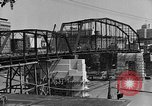 Image of Construction of Southside Bridge in Charleston West Virginia USA, 1937, second 3 stock footage video 65675051768