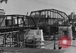 Image of Construction of Southside Bridge in Charleston West Virginia USA, 1937, second 12 stock footage video 65675051768