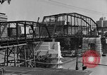 Image of Construction of Southside Bridge in Charleston West Virginia USA, 1937, second 13 stock footage video 65675051768