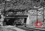 Image of Construction of Southside Bridge in Charleston West Virginia USA, 1937, second 18 stock footage video 65675051768