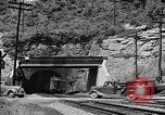 Image of Construction of Southside Bridge in Charleston West Virginia USA, 1937, second 19 stock footage video 65675051768