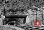 Image of Construction of Southside Bridge in Charleston West Virginia USA, 1937, second 23 stock footage video 65675051768