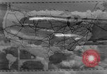 Image of air mail service in the United States Newark New Jersey USA, 1943, second 22 stock footage video 65675051774