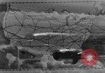 Image of air mail service in the United States Newark New Jersey USA, 1943, second 26 stock footage video 65675051774