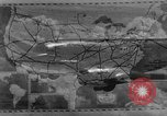 Image of air mail service in the United States Newark New Jersey USA, 1943, second 28 stock footage video 65675051774