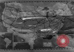 Image of air mail service in the United States Newark New Jersey USA, 1943, second 29 stock footage video 65675051774