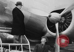 Image of air mail service in the United States Newark New Jersey USA, 1943, second 57 stock footage video 65675051774