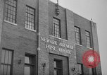 Image of air mail service in the United States Newark New Jersey USA, 1943, second 60 stock footage video 65675051774