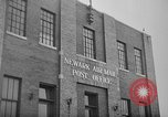 Image of air mail service in the United States Newark New Jersey USA, 1943, second 61 stock footage video 65675051774