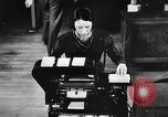 Image of Postmaster General James A Farley Washington DC USA, 1943, second 27 stock footage video 65675051775