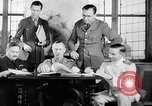 Image of American and British officers during Quebec Conference Quebec Canada, 1943, second 17 stock footage video 65675051782