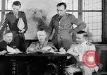 Image of American and British officers during Quebec Conference Quebec Canada, 1943, second 18 stock footage video 65675051782