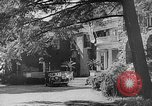 Image of American and British officers during Quebec Conference Quebec Canada, 1943, second 23 stock footage video 65675051782