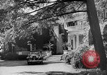 Image of American and British officers during Quebec Conference Quebec Canada, 1943, second 26 stock footage video 65675051782