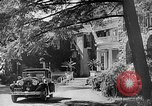Image of American and British officers during Quebec Conference Quebec Canada, 1943, second 28 stock footage video 65675051782