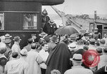 Image of Winston Churchill at Quebec Conference Quebec Canada, 1943, second 21 stock footage video 65675051783
