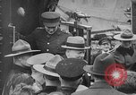 Image of Winston Churchill at Quebec Conference Quebec Canada, 1943, second 24 stock footage video 65675051783