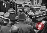 Image of Winston Churchill at Quebec Conference Quebec Canada, 1943, second 27 stock footage video 65675051783