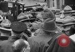 Image of Winston Churchill at Quebec Conference Quebec Canada, 1943, second 28 stock footage video 65675051783