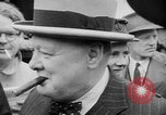 Image of Winston Churchill at Quebec Conference Quebec Canada, 1943, second 29 stock footage video 65675051783