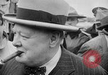 Image of Winston Churchill at Quebec Conference Quebec Canada, 1943, second 32 stock footage video 65675051783