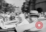 Image of Prime Minister Winston Churchill with Mackenzie King Quebec Canada, 1943, second 8 stock footage video 65675051789