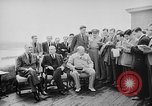 Image of President Roosevelt Quebec Canada, 1943, second 7 stock footage video 65675051793