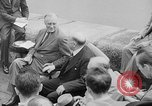 Image of President Roosevelt Quebec Canada, 1943, second 11 stock footage video 65675051793