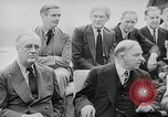 Image of President Roosevelt Quebec Canada, 1943, second 28 stock footage video 65675051793