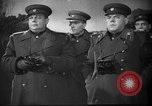 Image of Russian troops Russia, 1948, second 10 stock footage video 65675051800