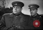 Image of Russian troops Russia, 1948, second 20 stock footage video 65675051800