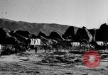 Image of horse drawn covered wagons United States USA, 1918, second 2 stock footage video 65675051805