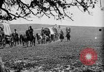 Image of horse drawn covered wagons United States USA, 1918, second 23 stock footage video 65675051805