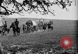 Image of horse drawn covered wagons United States USA, 1918, second 24 stock footage video 65675051805