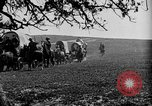Image of horse drawn covered wagons United States USA, 1918, second 32 stock footage video 65675051805